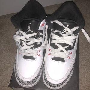 """Air Jordan """"Infrared"""" 3s"""